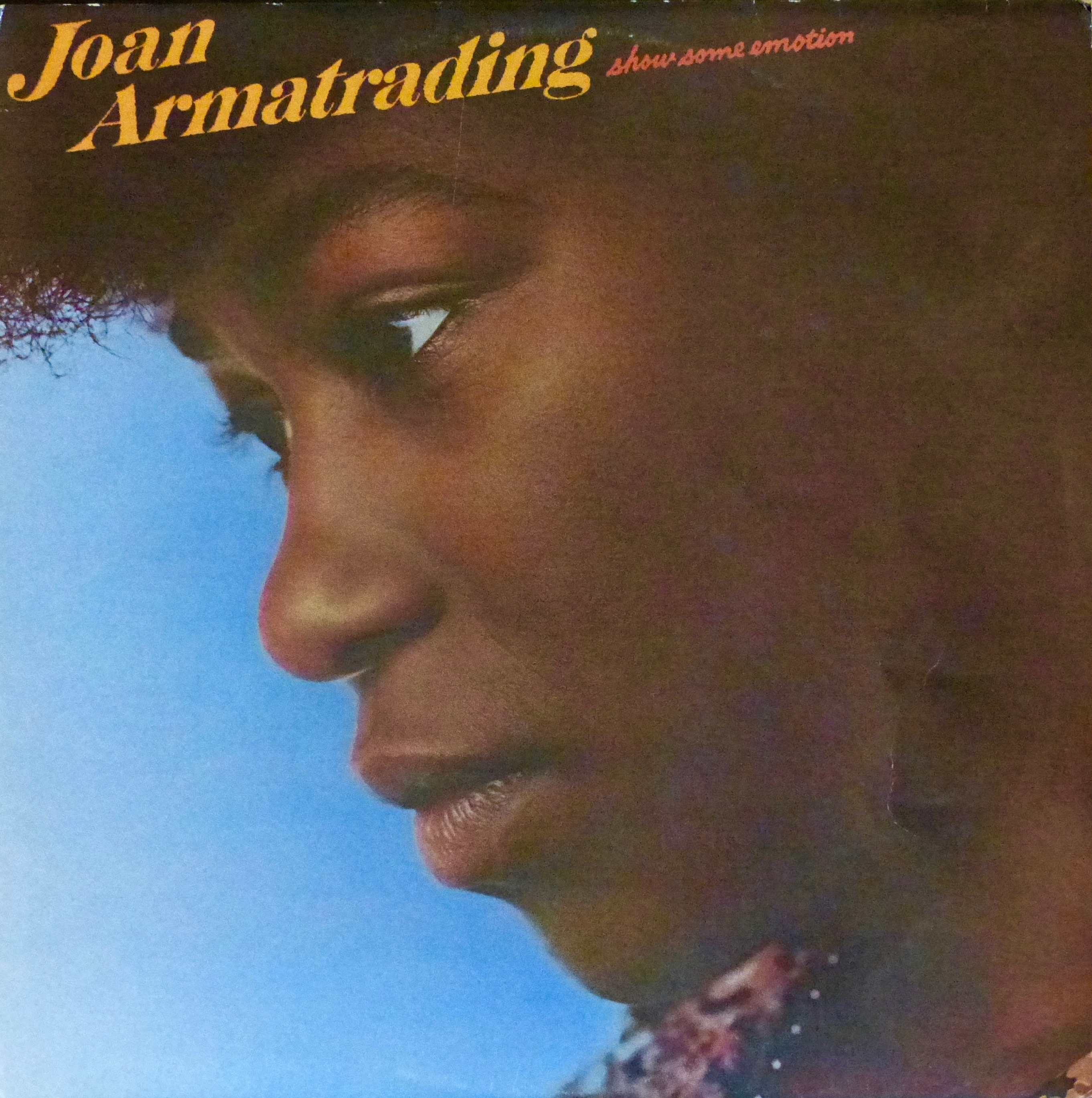 Show Some Emotion Joan Armatrading Sound Distractions